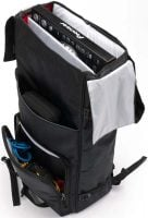 47872 Magma Root DJ Backpack XXL Top Open View