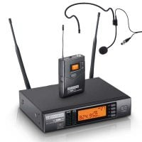 WS1000G2BPH LD Systems Wireless Headset Microphone