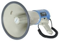 Megaphone30-USB Skytronic 30Watt Megaphone with USB/SD Card Player