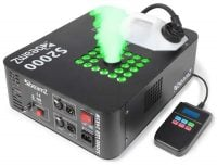 S2000 Beamz 2000W Coloured Smoke Machine with DMX Front View
