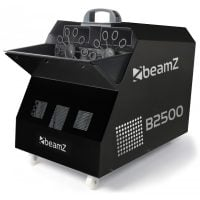 B2500 Beamz Professional Double Bubble Machine Side View