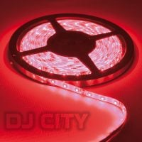 LED Tape-5R Beamz 5m LED Strip Light - Red DJ City Watermark