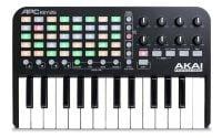 Akai APCKey25 MIDI Keyboard with APC Pads FV
