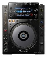 Pioneer CDJ900NXS Nexus Pro DJ Media Player top