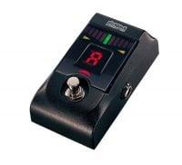 PB01BK Korg Pitchblack Pedal Tuner - Black