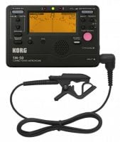 TM50CBK Korg Tuner Metronome with Contact Mic