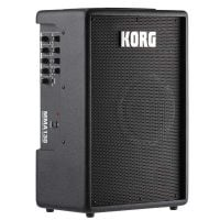 MMA130 Korg Portable Monitor Amp front angle view