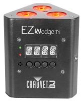 Chauvet DJ EZWedge-Tri Battery Powered Wash Light Front View