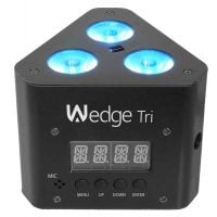 Chauvet DJ Wedge-Tri LED Wash Light Front View