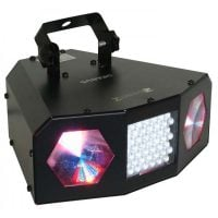 Uranus Beamz LED DJ Effect Light Front View