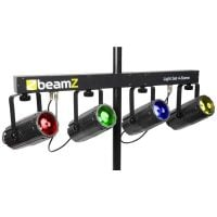 4Some Beamz LED DJ Effect Light Front View1