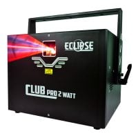 Eclipse Club-Pro 2W Front