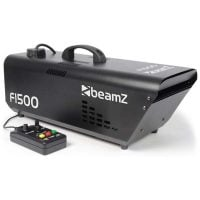 F1500 Beamz Fazer with DMX and Timer Remote Front 1500W Front view
