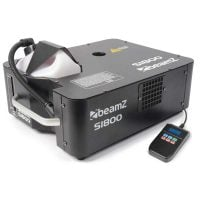 S1800 Beamz DMX Smoke Machine 1800W Front Display