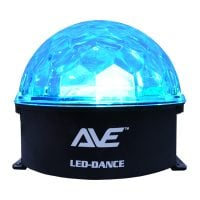 LED-Dance AVE LED DJ Effect Light Front View
