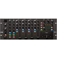 Top View Rane MP25 4-Channel DJ Mixer with Integrated USB Sound Card