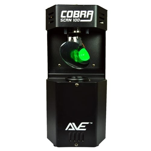 AVE Cobra Scan 100 LED Scanner Effect Front