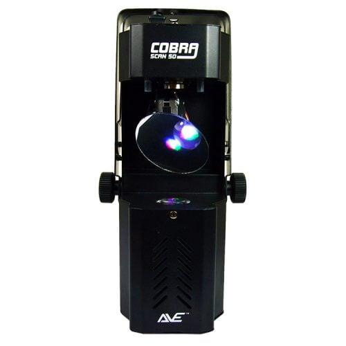AVE Cobra Scan 50 LED Scanner Effect Front
