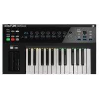 Kontrol S25 Native Instruments 25-Key MIDI Keyboard for Komplete Top VIew