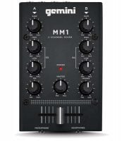 Gemini MM1 DJ Mixer_top