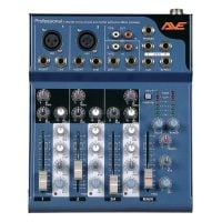 AVE Strike 4 Channel PA Mixer