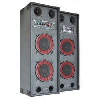 Skytec SPB-26 Active Speaker Set front pair right