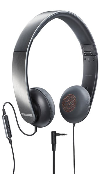 Shure SRH145M Headphones with Microphone 40f1f4e8bf