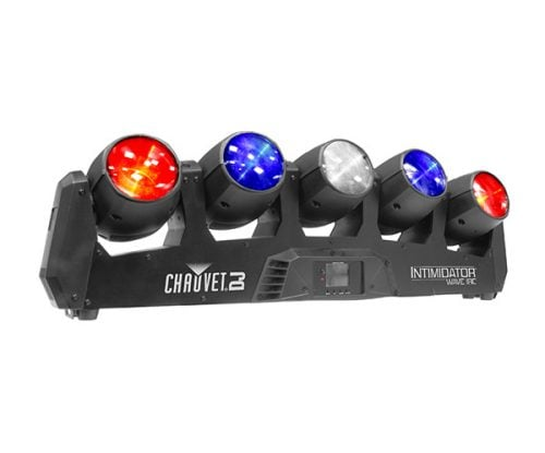 Chauvet DJ Intimwave Light Array_angle left