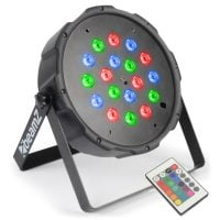 Beamz LED Tri-Color Parcan_profile