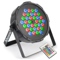 Beamz 36x 1W LED Tri-Color Parcan_profile