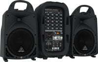 Behringer PPA500BT Europort Portable PA System_side 1