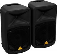 Behringer EPS500MP3 Europort Portable PA System_side 1