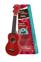 Padova Music Ukulele Package Red_retail