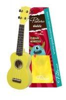 Padova Music Ukulele Package Yellow_retail