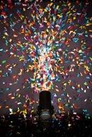 Funfetti Refill Color Chauvet DJ Confetti Refill