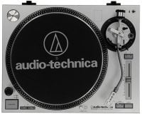 Audio Technica LP120-USB-Silver top