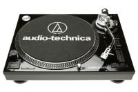 Audio Technica LP120-USB-Black display