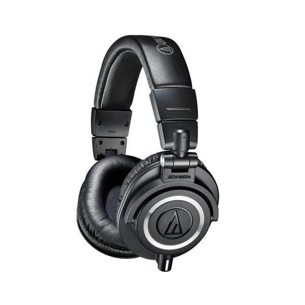 Audio Technica ATH M50x - Best DJ Headphones