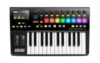 Akai Advance25 Midi Keyboard top