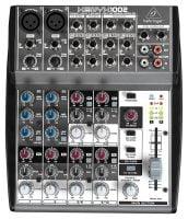 Behringer 1002 PA Mixer top