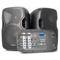 PSS302 Vexus Audio Portable Pa System front view