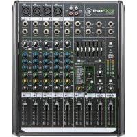 Mackie PROFX8v2 PA Mixer top