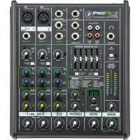 Mackie ProFX4v2 PA Mixer top