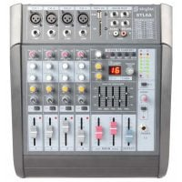 Skytec STL6A Power PA Mixer top