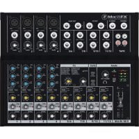 Mackie Mix12 Pa Mixer with FX top