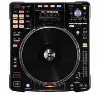 Denon SC3900 DJ Media Player top