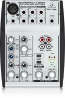 Behringer UB502 PA Mixer top