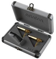 Ortofon Gold Twin Set in Case