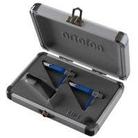 Ortofon Concorde DJ S Twin Set with case