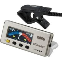 Korg Slimpitch Tuner and Contact Mic Gold